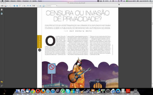 Revista da Cultura - Maio 2011