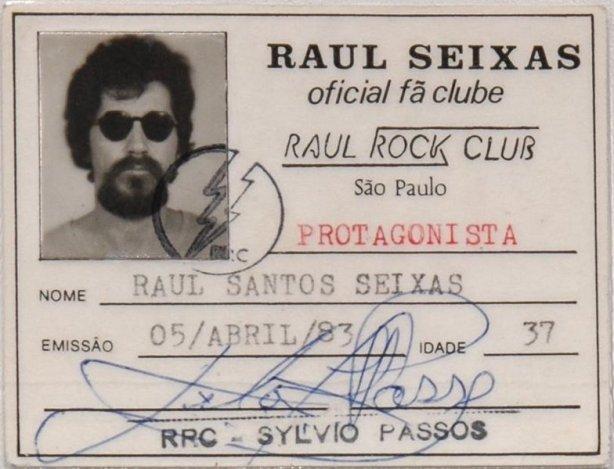 Raul Rock Seixas