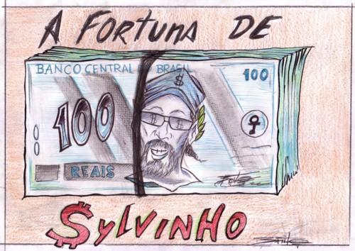A Fortuna de Sylvinho