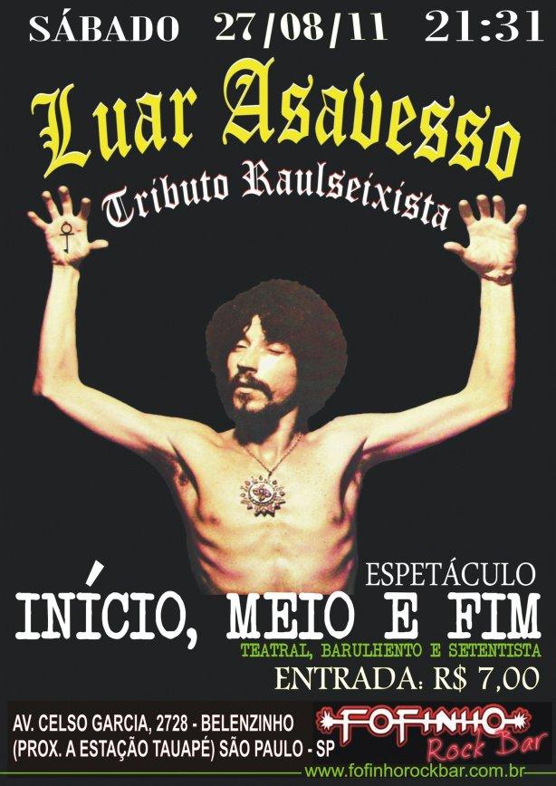 27 Agosto - São Paulo/SP