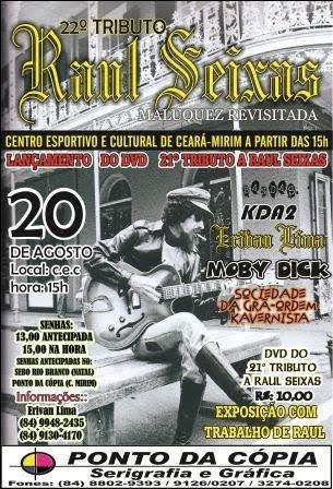 20 Agosto - Ceará Mirim/RN