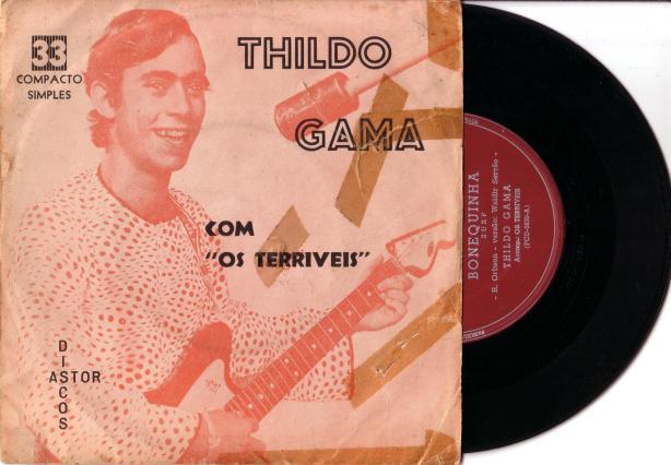 Relíquia: O primeiro disco de Thildo Gama