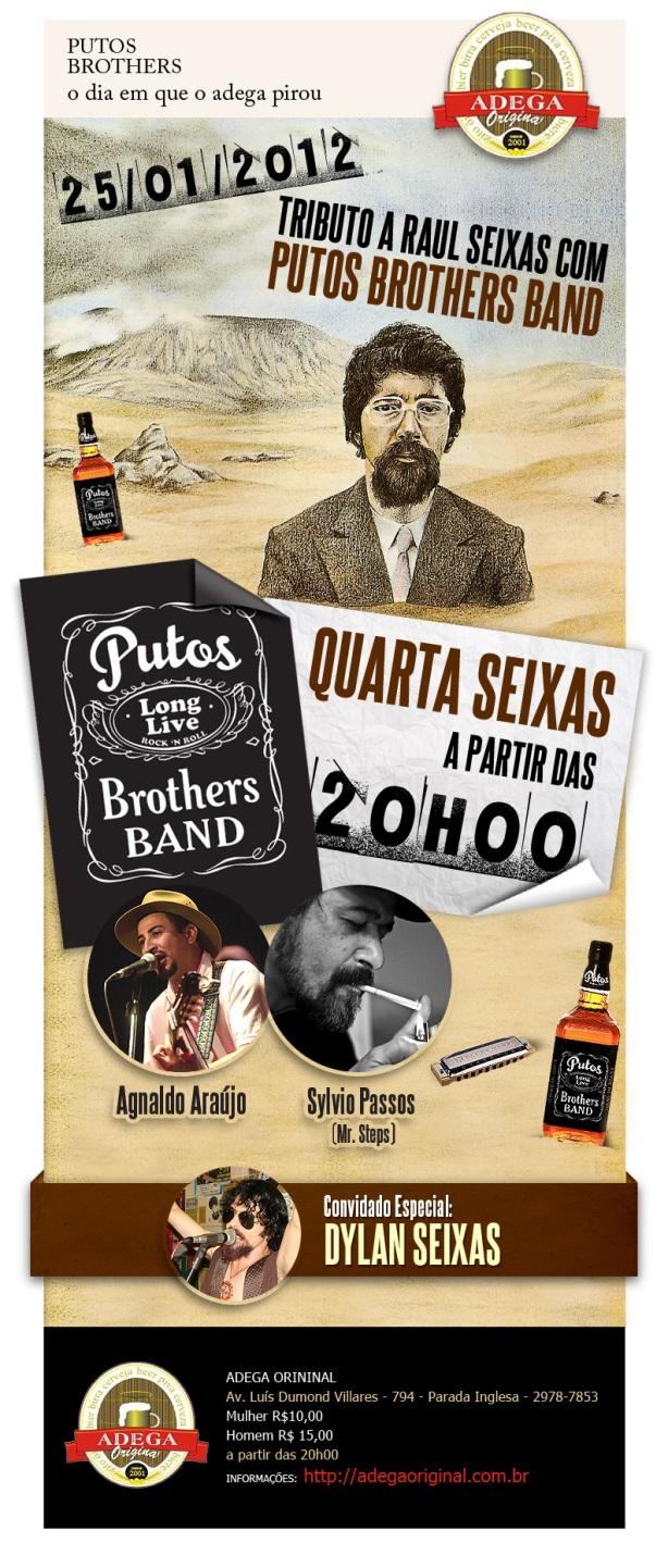 25/01 - O DIA EM QUE O ADEGA PIROU!!!