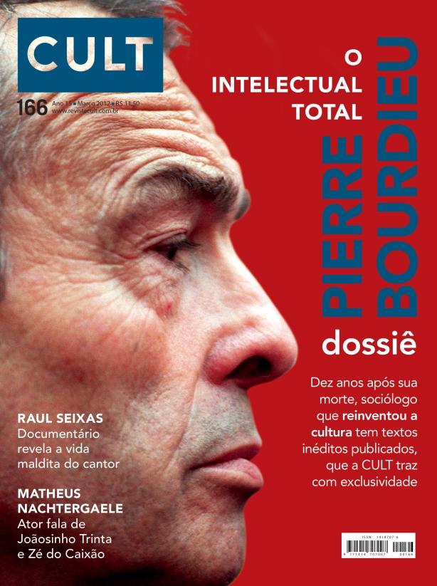 Revista CULT #166 [4 páginas sobre Raul Seixas em entrevista com Walter Carvalho]