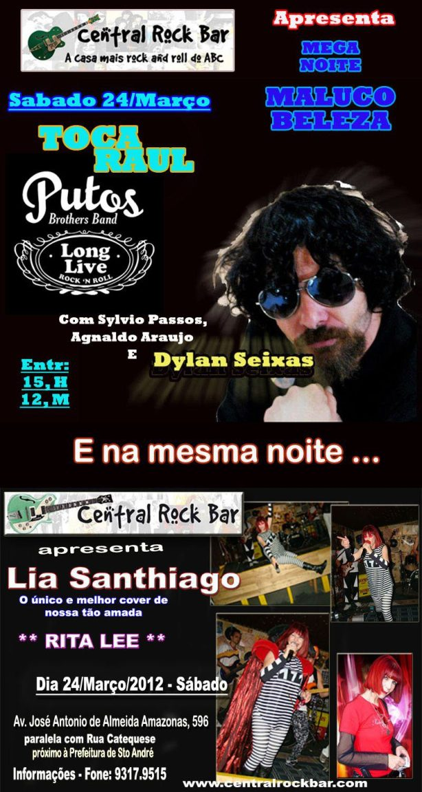 Central Rock Bar - Santo André/SP