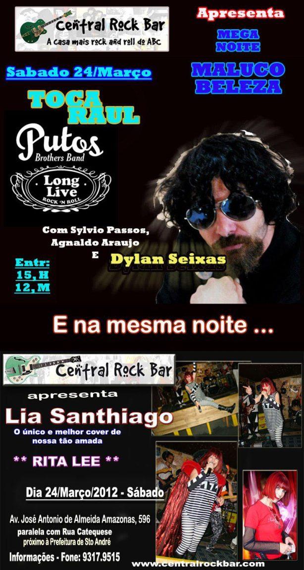 Central Rock Bar - Santo André/SP
