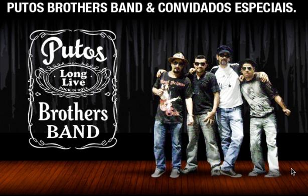 Putos Brothers Band & Convidados Especiais