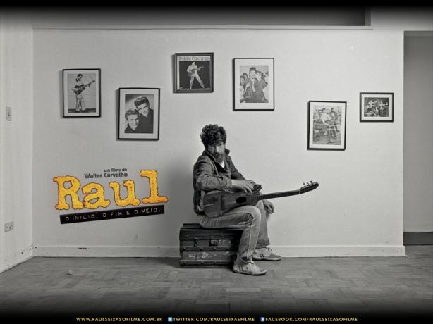 Documentário sobre Raul Seixas continua sendo exibido em algumas cidades e chegando em outras.