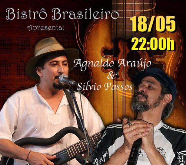 Putos Brothers Acústico no Bistrô Brasileiro em Capivari/SP
