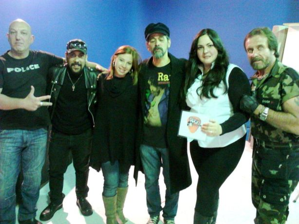 JustTv - Programa Rock on the Road - 02 de maio de 2012