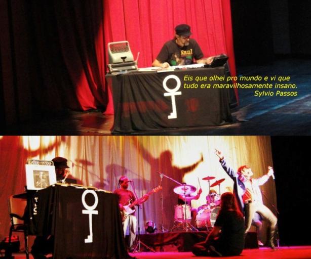 """Musical """"MEU AMIGO RAUL"""" neste sábado em Valinhos/SP"""