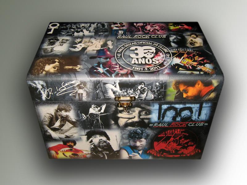 Baú Personalizado Bandas de Rock – Clique na imagem acima e confira.