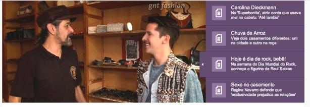Este conteúdo faz parte de GNT Fashion. Veja tudo de GNT Fashion no site do GNT