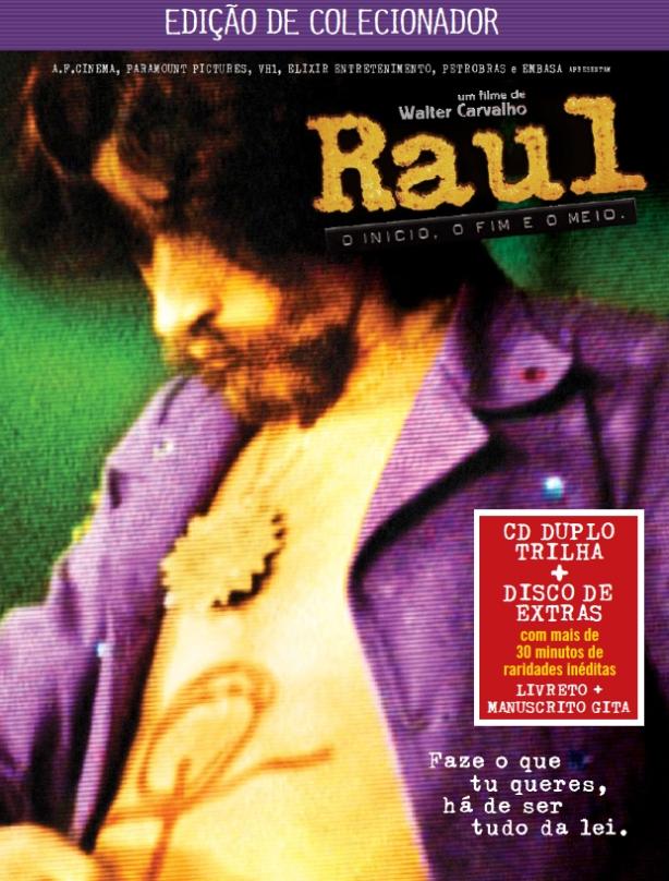 Edição de Colecionador inclui 2 DVDs + 2 CDs com a trilha sonora original do filme.