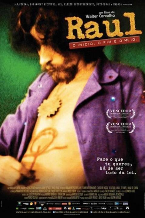 Estudantes fazem filme sobre o documentário de Raul Seixas