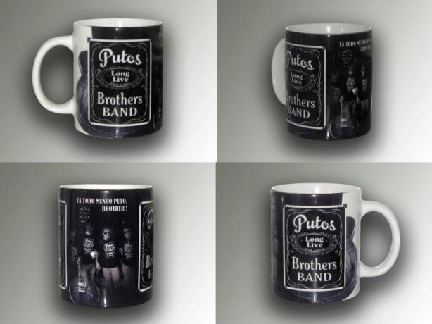 Caneca Putos BRothers Band - Clique na imagem e garanta a sua.