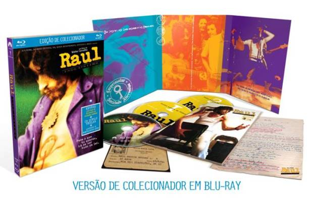 A Edição de Colecionador com 1 disco Blu-ray + Trilha Sonora Original Dupla chega ao mercado em 29 de novembro.