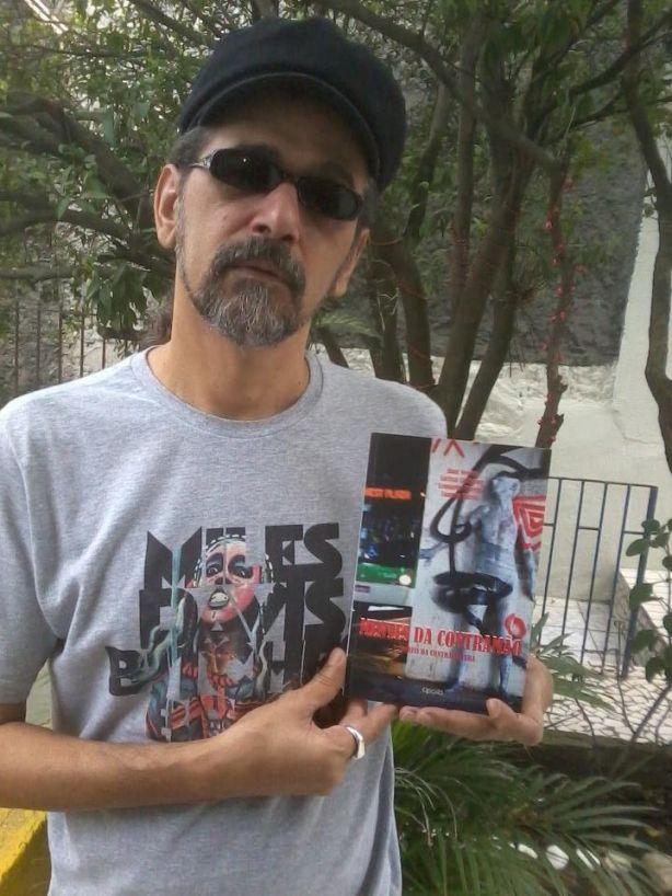 Sylvio Passos, personagem do livro Mentes da Contramão – Perfis da Contracultura.