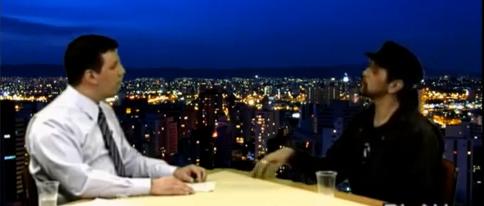 Sylvio Passos em entrevista à Kléber Pereira Pinto no Fiam News TV Entrevista.