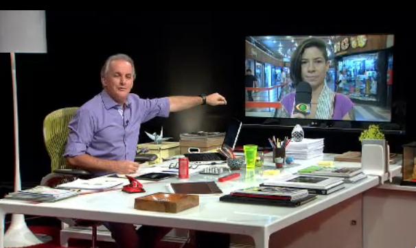 Vivi Seixas visita a Galeria do Rock - Clique na imagem e assista o vídeo.