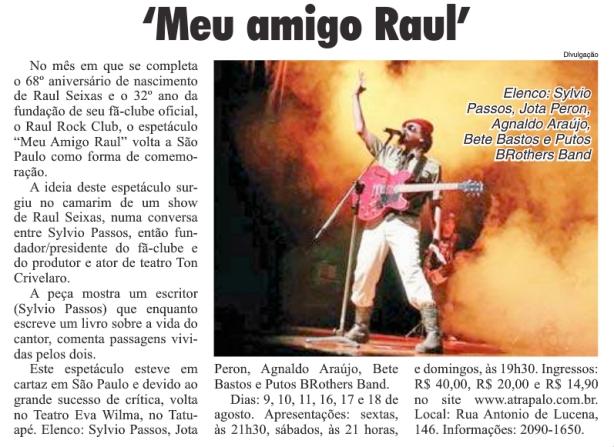 Gazeta do TATUAPÉ  - 4 a 10 de agosto de 2013