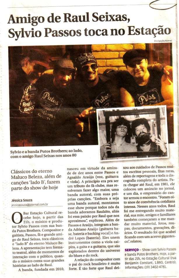 Jornal de Piracicaba 08 Nov 2014
