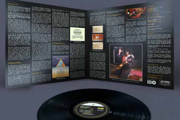 Álbum lançado em Edição Limitada e Numerada