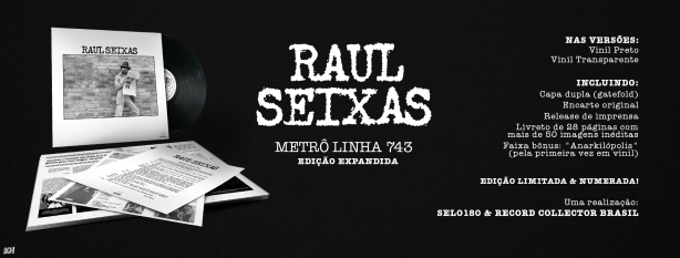 Hoje é aniversário de Raul Seixas, mas o presente vai para os fãs  incondicionais do Maluco Beleza. 88bcd5d430