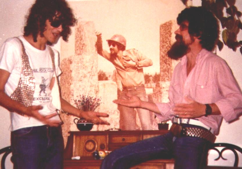 Foto: Kika Seixas - 1981, Brooklin, São Paulo/SP